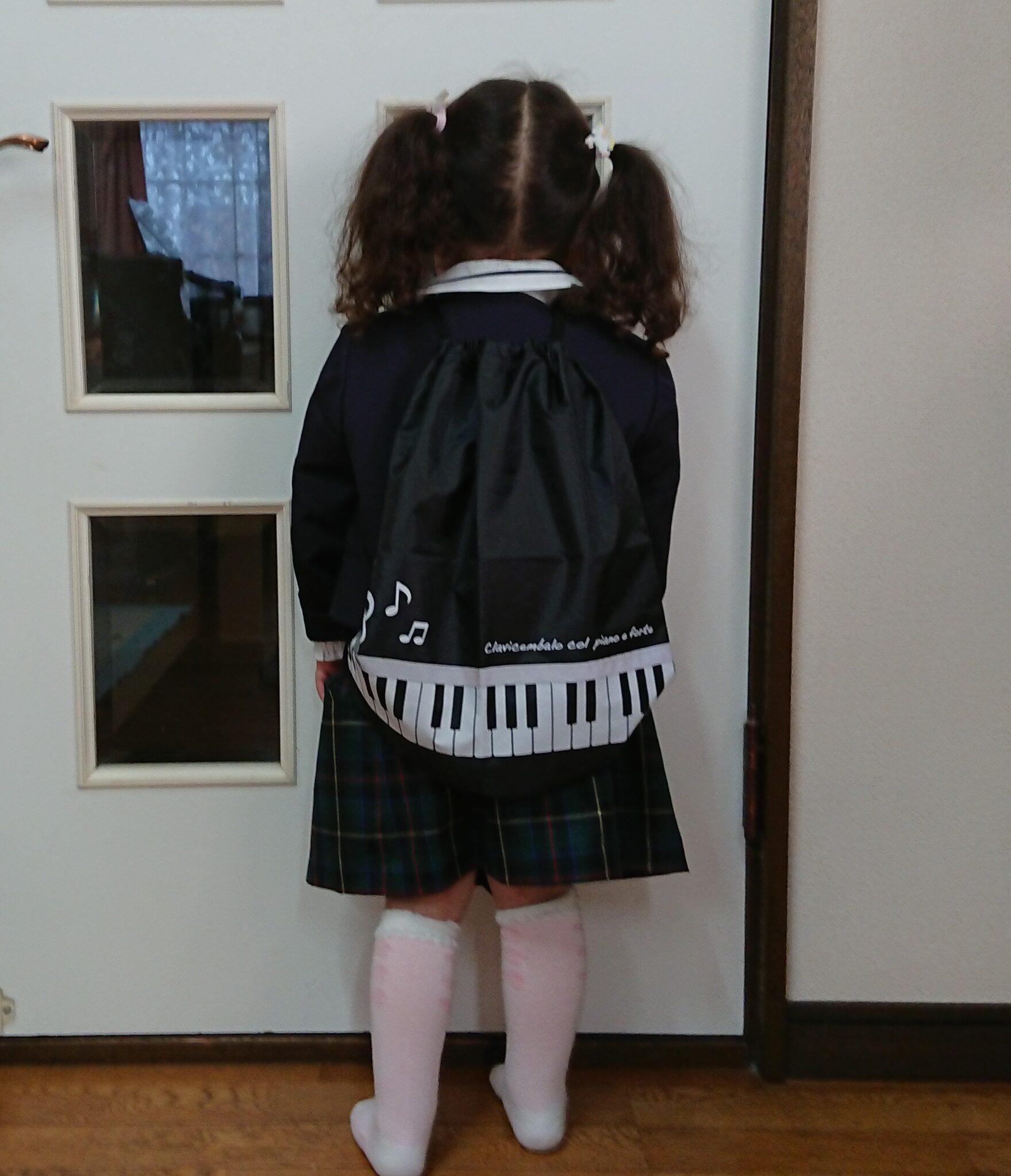 3歳の生徒さん